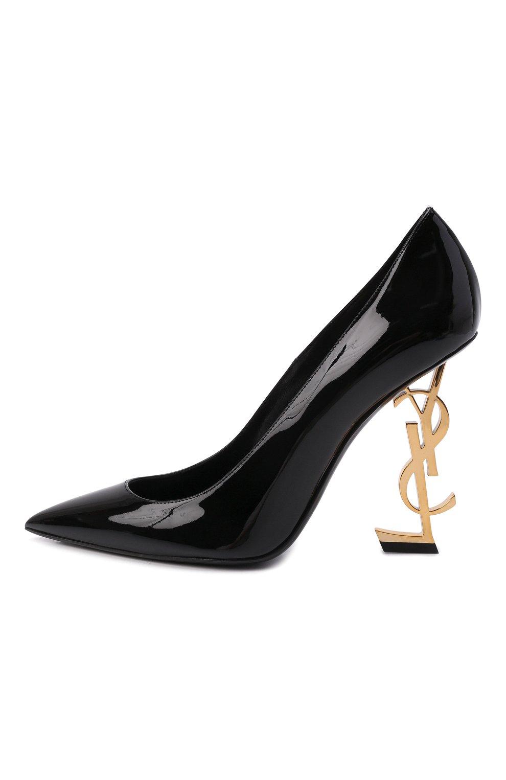 Лаковые туфли Opyum | Фото №4