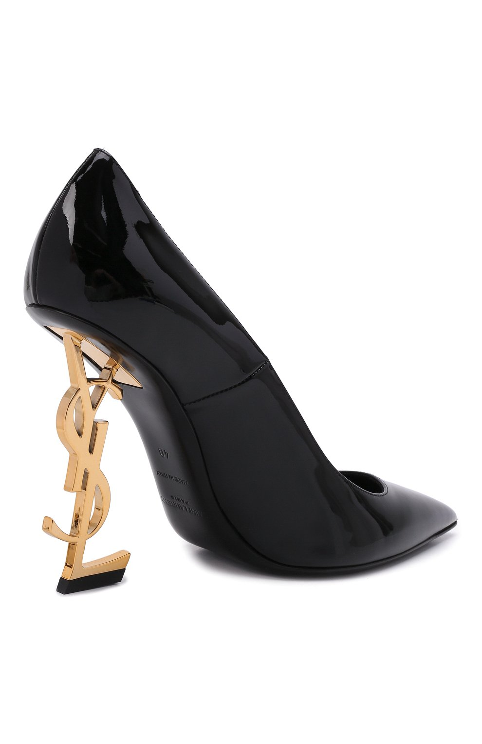 Лаковые туфли Opyum | Фото №5