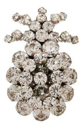Брошь с отделкой кристаллами | Фото №1