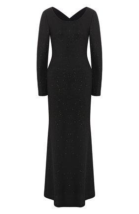 Платье с открытой спиной   Фото №1