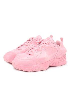 Кожаные кроссовки NikeLab x Martine Rose Air Monarch IV | Фото №1