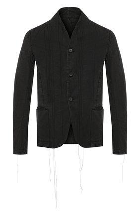 Пиджак из хлопка   Фото №1