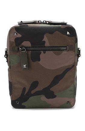 Текстильная сумка-планшет Valentino Garavani   Фото №1