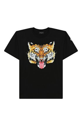 Хлопковая футболка   Фото №1
