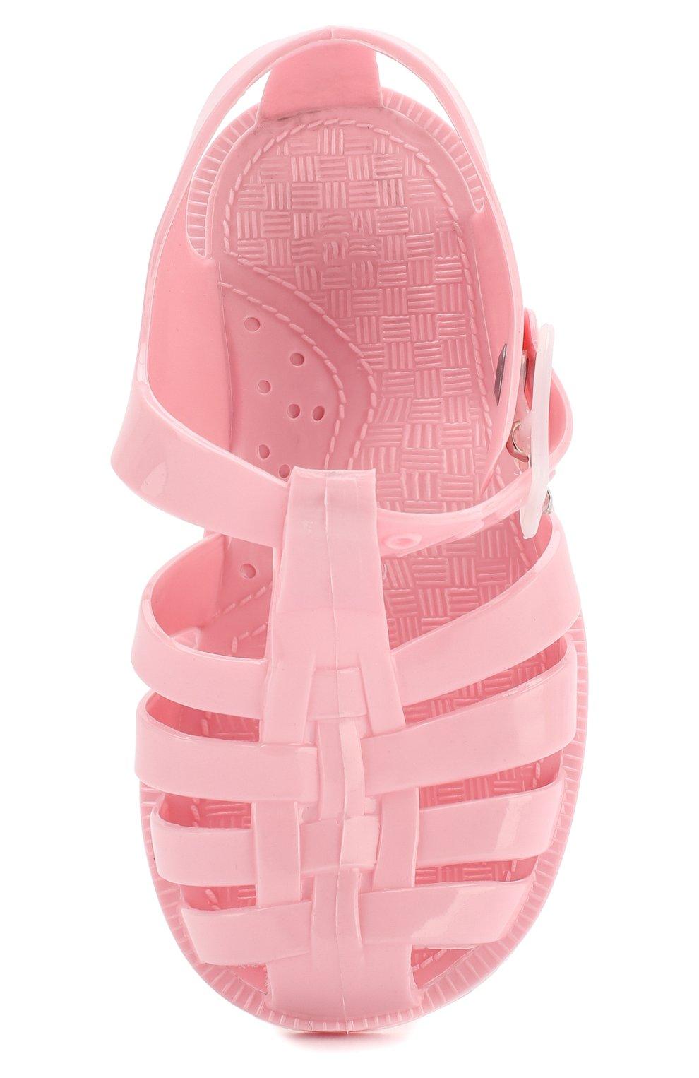 Резиновые сандалии | Фото №4