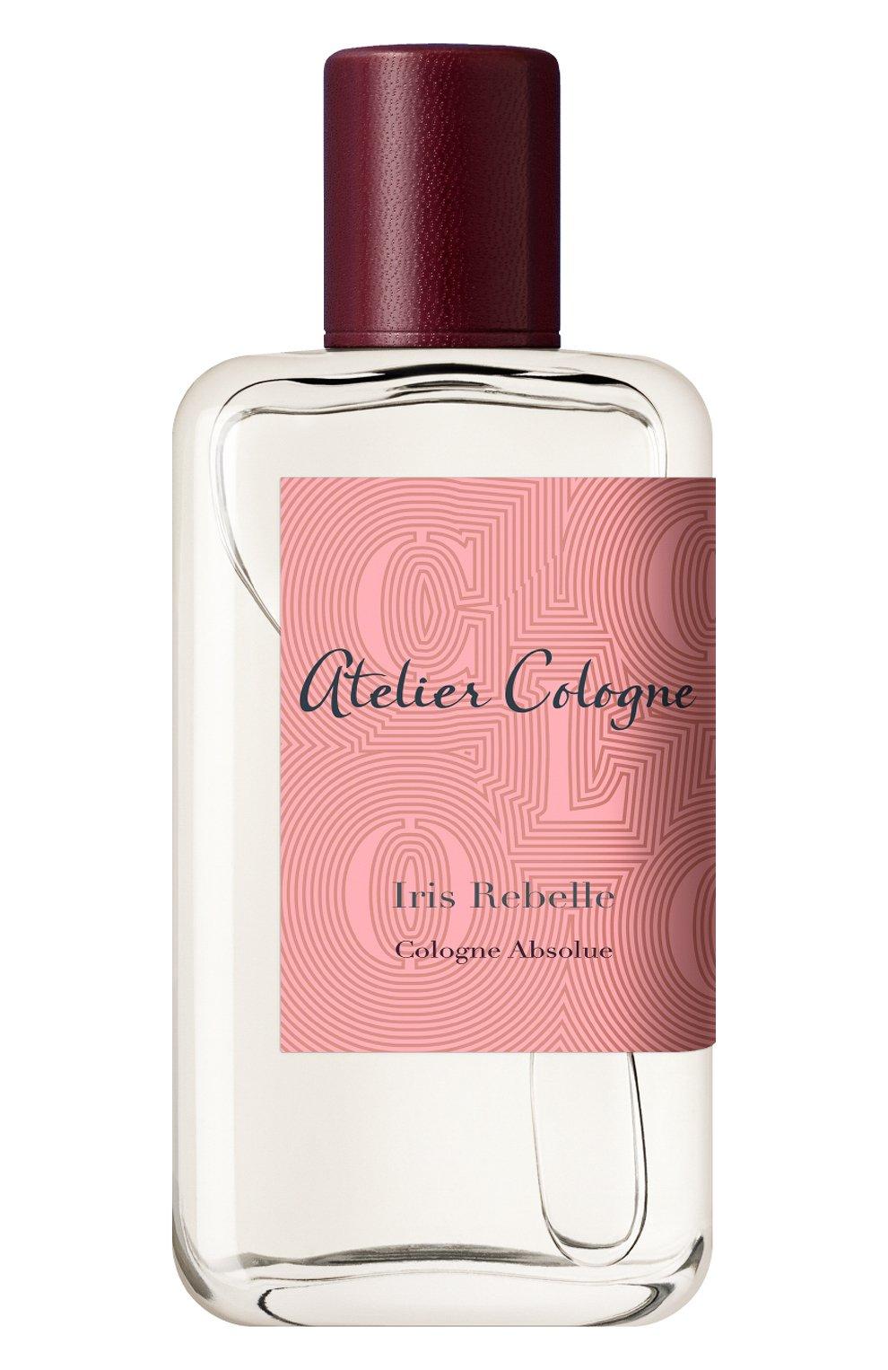 Парфюмерная вода Iris Rebelle Atelier Cologne | Фото №1