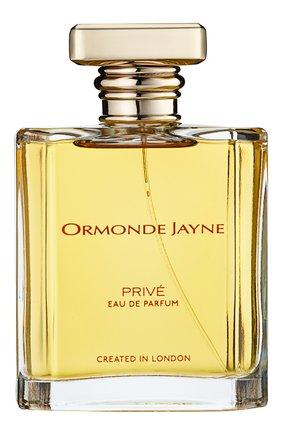 Парфюмерная вода prive ORMONDE JAYNE бесцветного цвета, арт. 5060238283441 | Фото 1