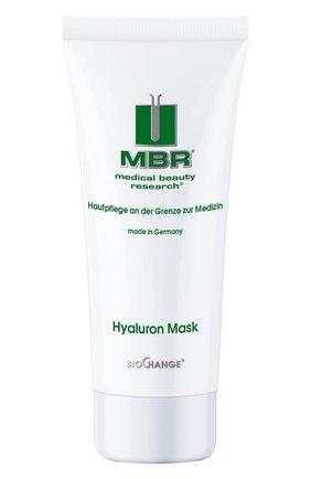 Женская увлажняющая, выравнивающая и восстанавливающая крем-маска для лица MEDICAL BEAUTY RESEARCH бесцветного цвета, арт. 1232 | Фото 1