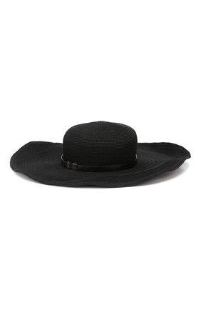 Шляпа с декоративным ремешком | Фото №1
