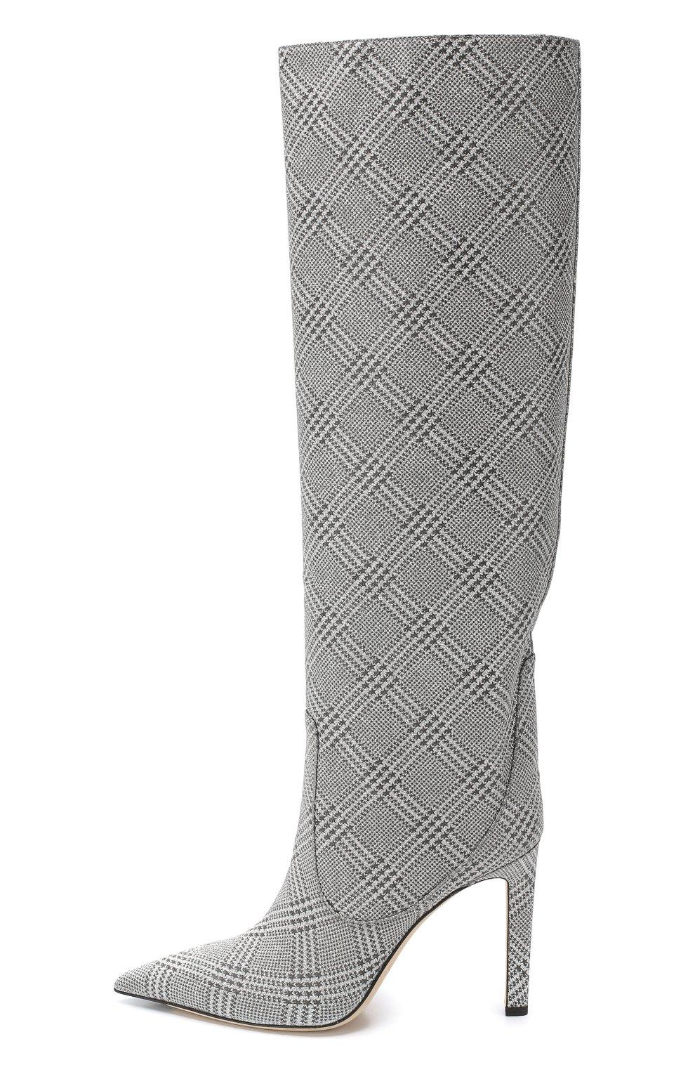 Кожаные сапоги Mavis 100 | Фото №3