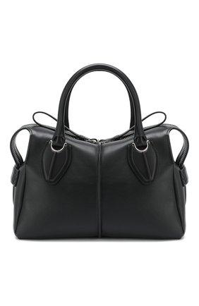 Женская сумка d-styling TOD'S черного цвета, арт. XBWANYH0200XPA | Фото 1