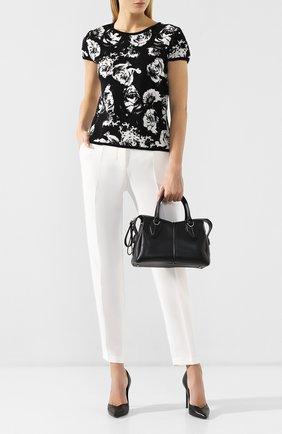 Женская сумка d-styling TOD'S черного цвета, арт. XBWANYH0200XPA | Фото 2