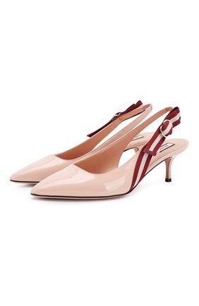 Лаковые туфли Alice 55 | Фото №1