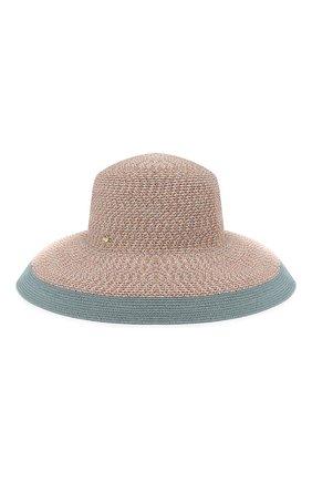 Плетеная шляпа Inverni разноцветного цвета | Фото №1