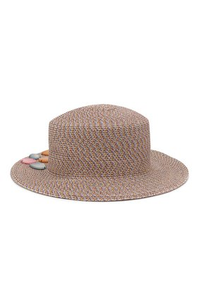 Плетеная шляпа   Фото №2