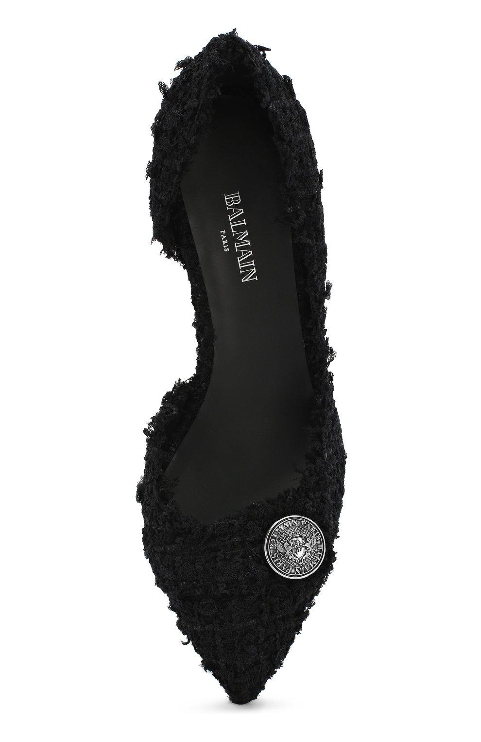 Твидовые туфли Julie | Фото №5