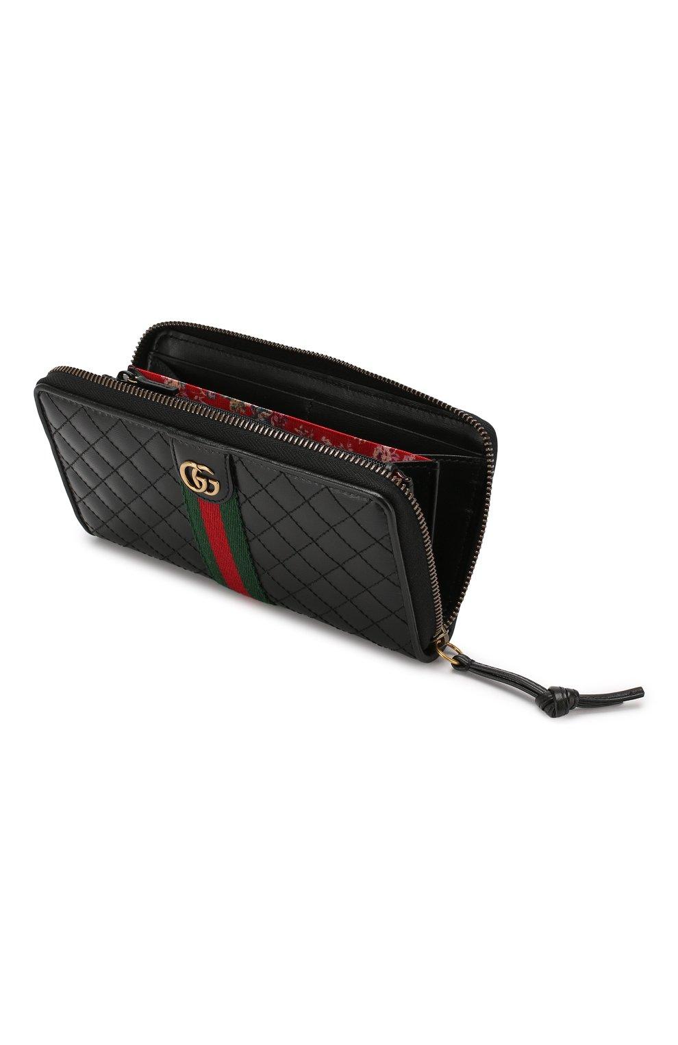 Кожаный кошелек Trapuntata | Фото №3