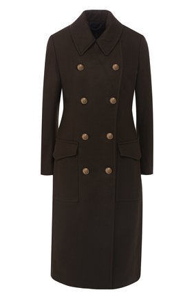 Шерстяное пальто   Фото №1