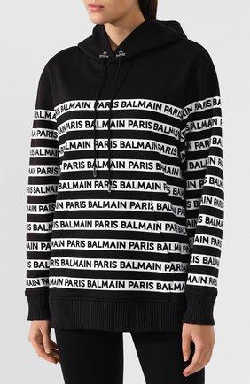 Хлопковый пуловер   Фото №3