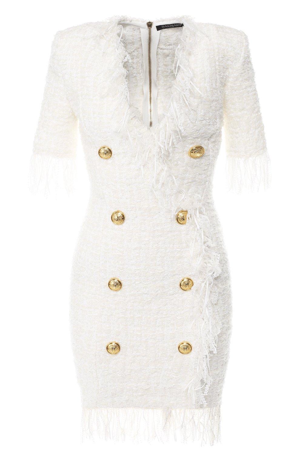 Буклированное платье   Фото №1