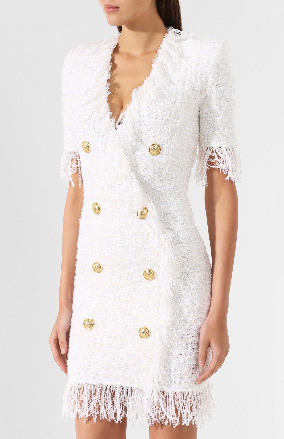 Буклированное платье   Фото №3