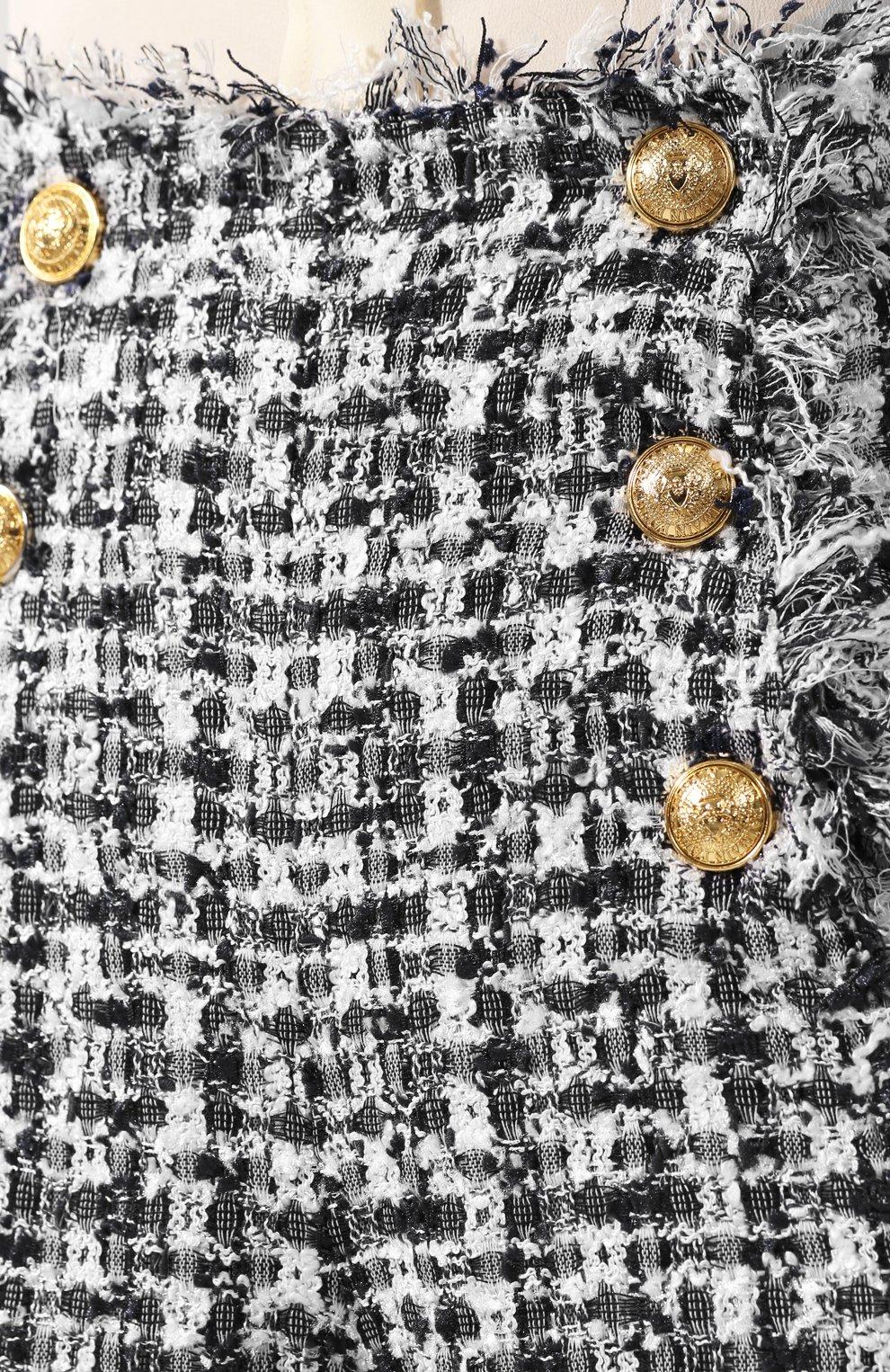 Буклированные шорты | Фото №5