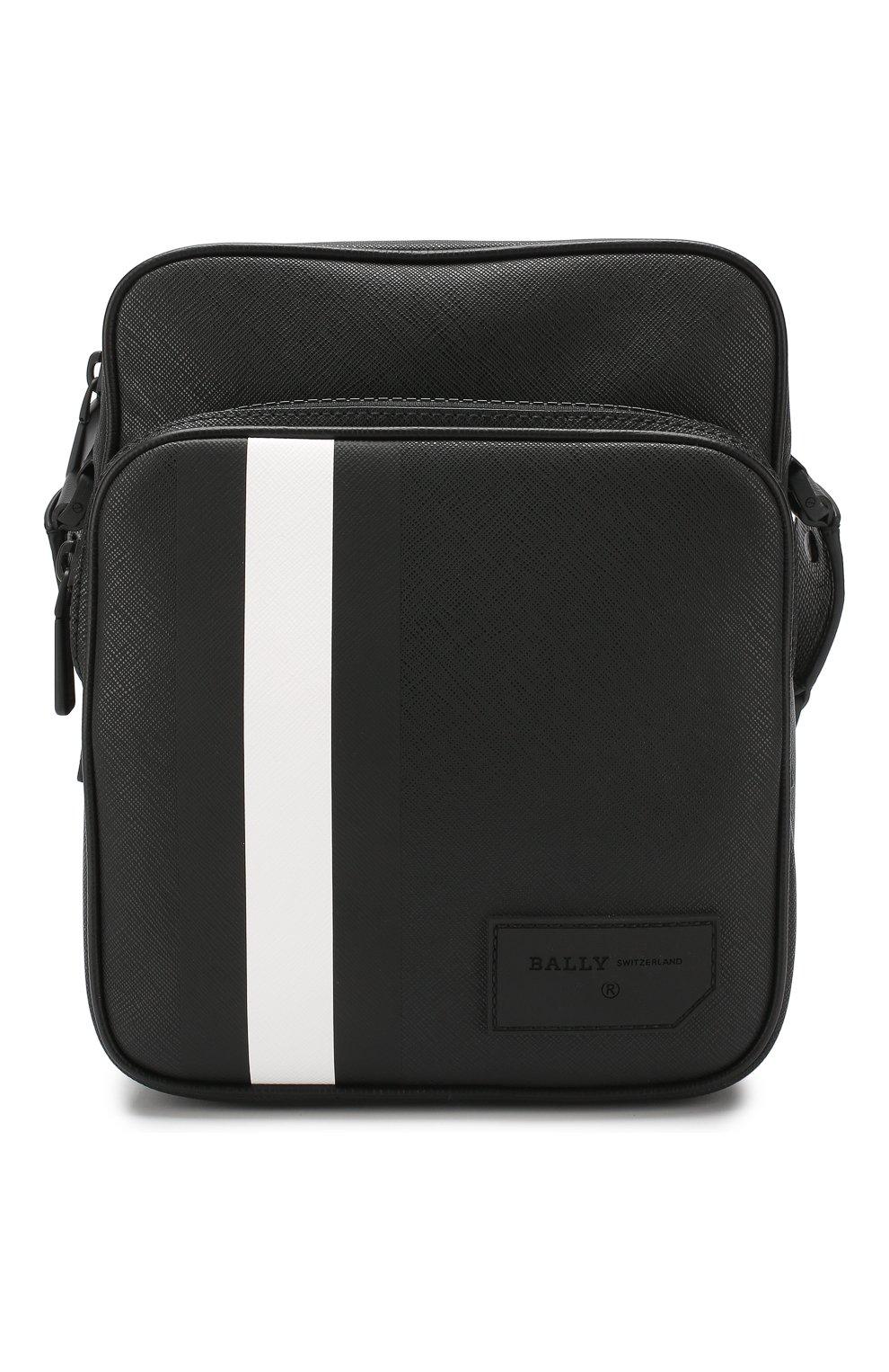 0fb97a0cfc41 Мужская черная текстильная сумка-планшет off shore BALLY — купить за ...
