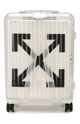 Дорожный чемодан Off-White x Rimowa | Фото №1