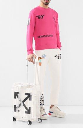 Дорожный чемодан Off-White x Rimowa   Фото №2