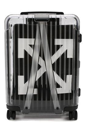 Дорожный чемодан Off-White x Rimowa   Фото №1