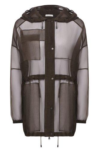 Шелковая куртка