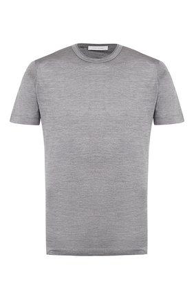 Шелковая футболка   Фото №1