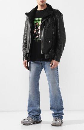 Кожаная куртка   Фото №2