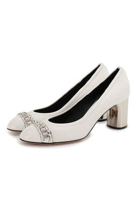 Кожаные туфли Claudia | Фото №1