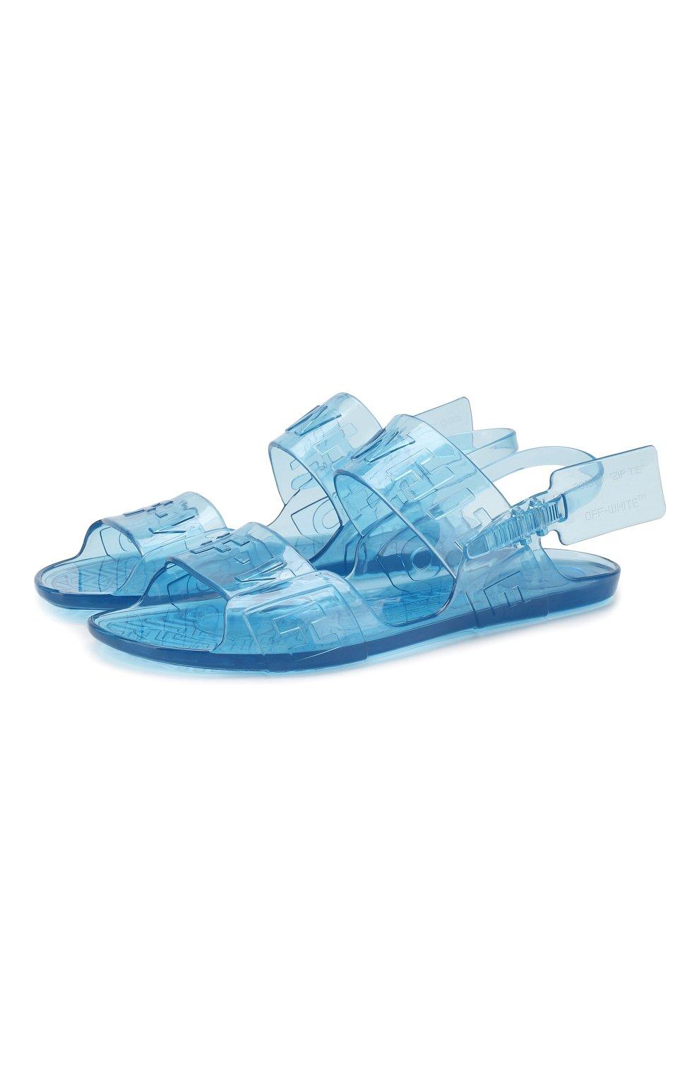 Резиновые сандалии Zip Tie   Фото №1