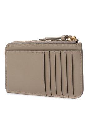 Кожаный футляр для кредитных карт Chloé C | Фото №2