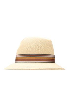 Женская соломенная шляпа ingrid LORO PIANA кремвого цвета, арт. FAI5791 | Фото 2