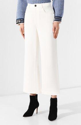 Укороченные джинсы   Фото №3