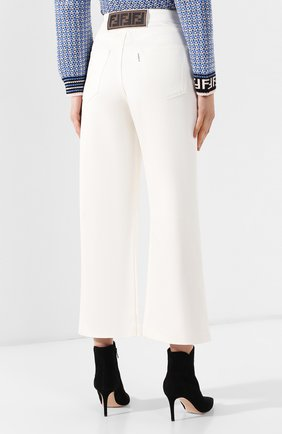 Укороченные джинсы   Фото №4