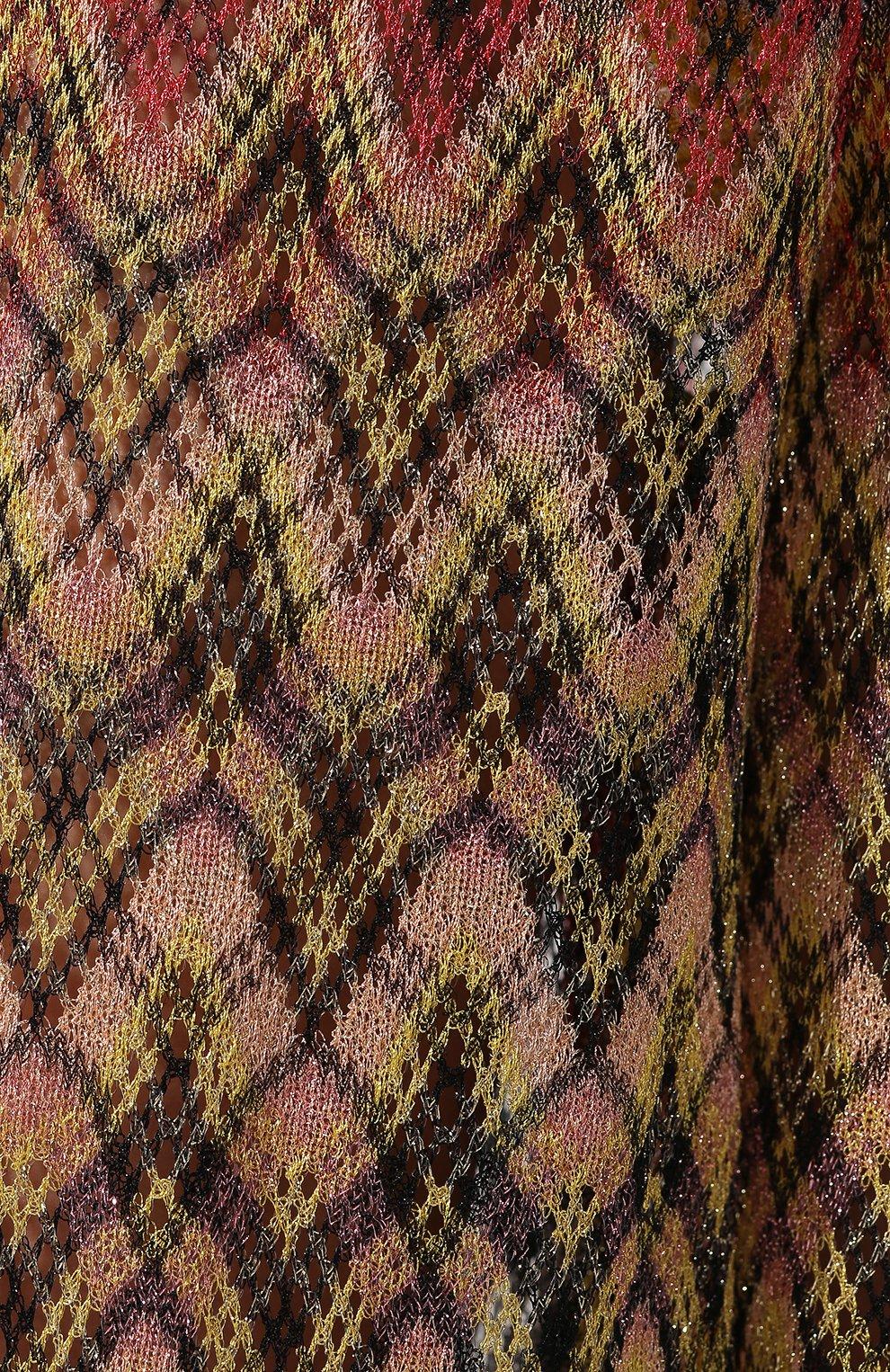 Комбинезон из вискозы Missoni разноцветное | Фото №5