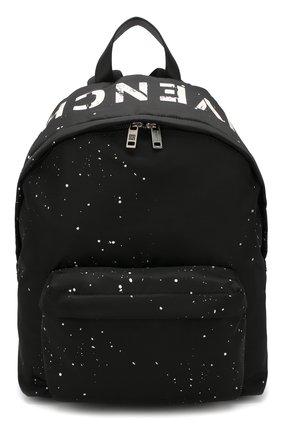 Текстильный рюкзак с кожаной отделкой Urban | Фото №1