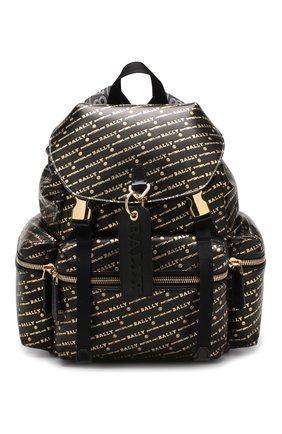 Кожаный рюкзак Crew | Фото №1