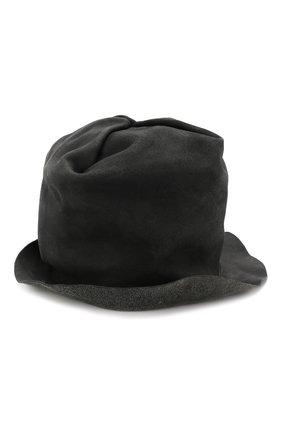 Кожаная шапка   Фото №1