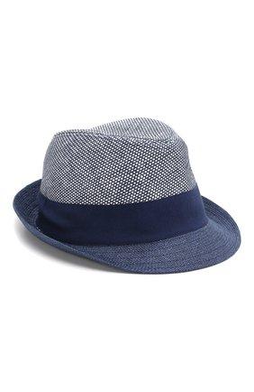 Льняная шляпа   Фото №1