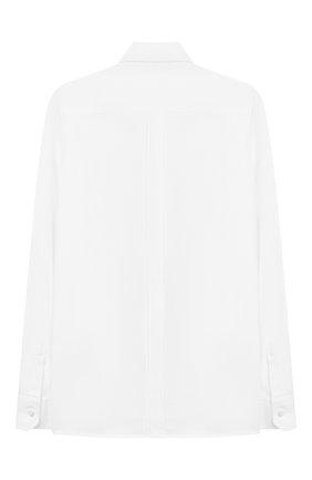 Детская хлопковая рубашка DOLCE & GABBANA белого цвета, арт. L42S55/FUEAJ/8-14 | Фото 2