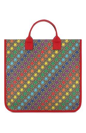 Детская сумка GUCCI разноцветного цвета, арт. 550763/94NAN | Фото 1