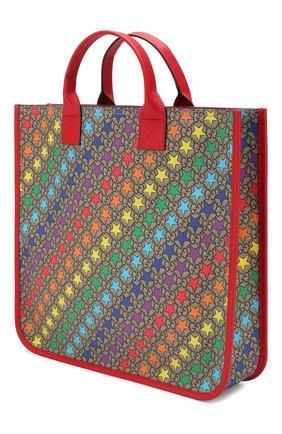 Детская сумка GUCCI разноцветного цвета, арт. 550763/94NAN | Фото 2