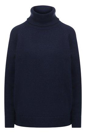 Пуловер с высоким воротником | Фото №1