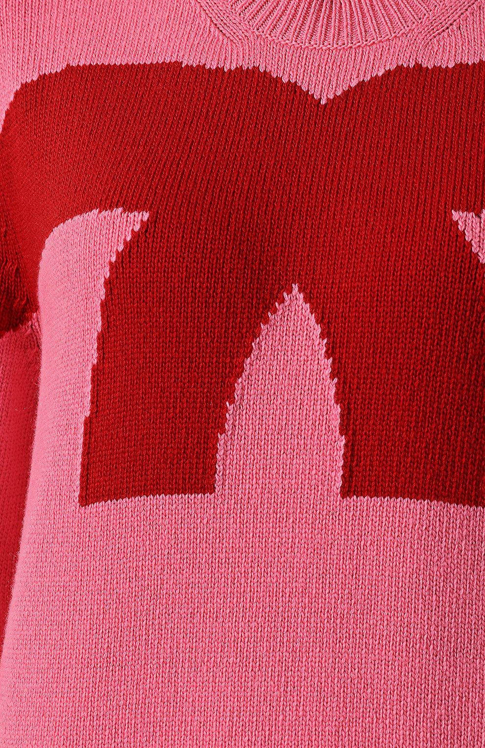 Шерстяной пуловер   Фото №5