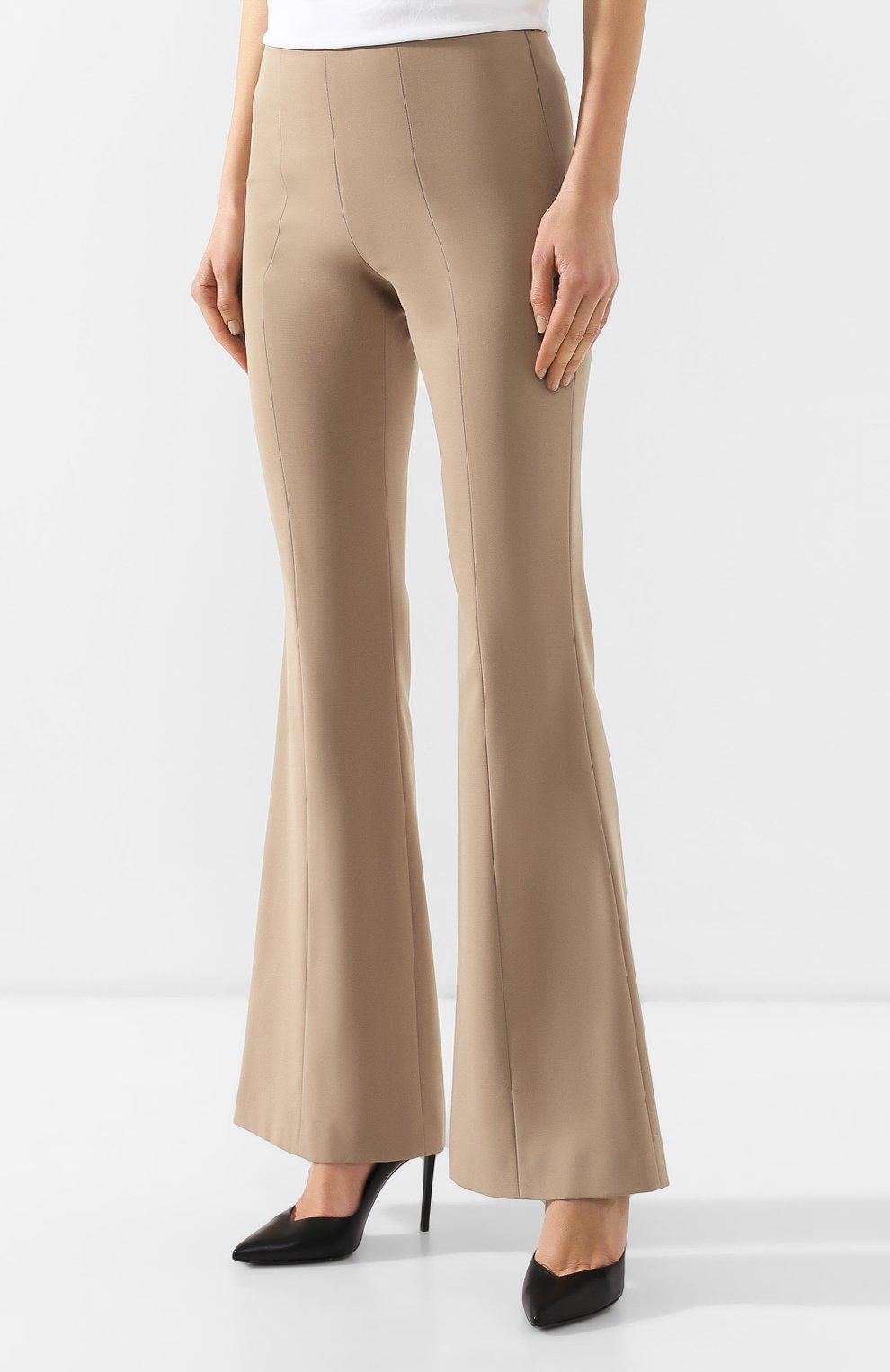 Расклешенные брюки | Фото №3